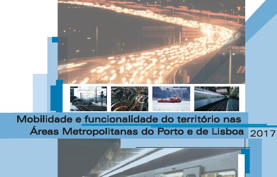 Resultados do Inquérito à Mobilidade nas Áreas Metropolitanas do Porto e de Lisboa