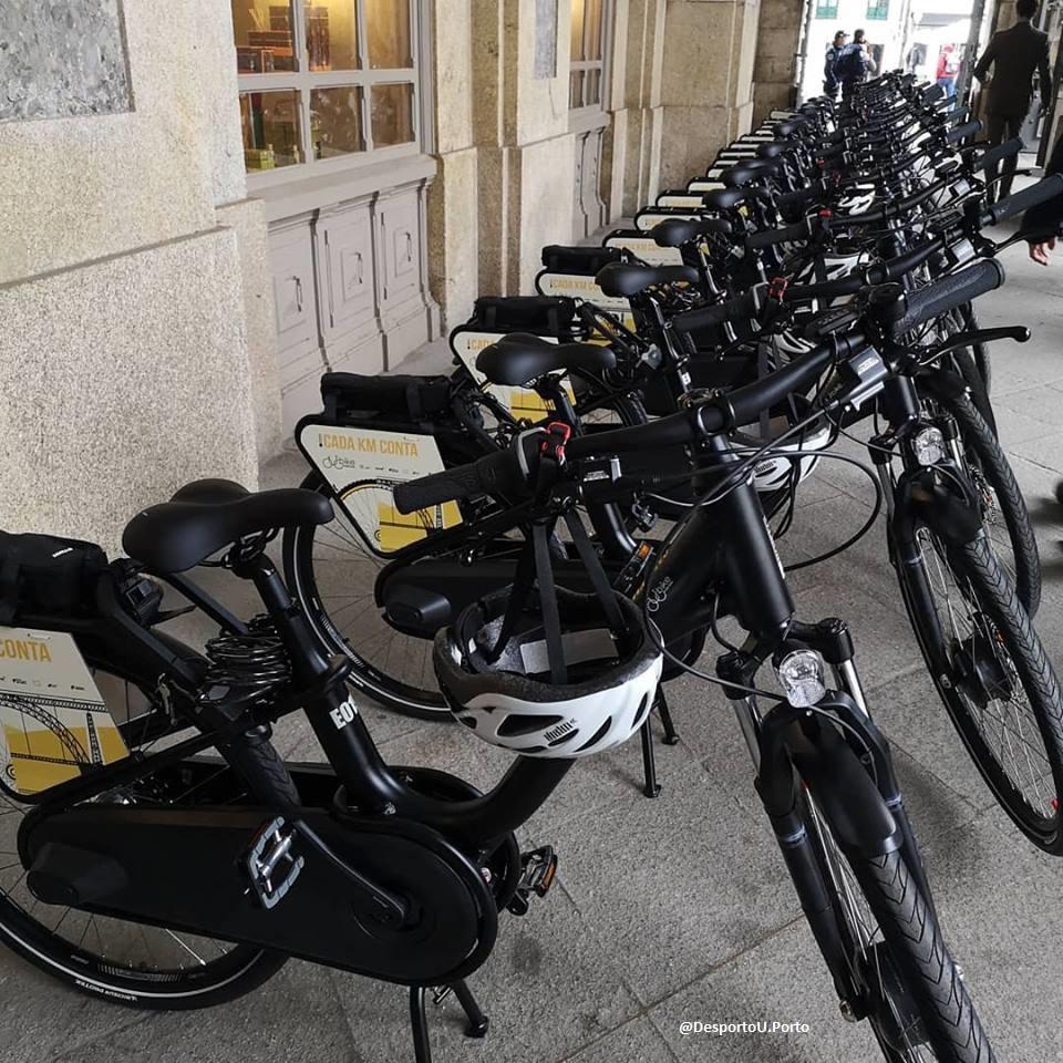 Universidade do Porto vai começar a pedalar com as U-Bike