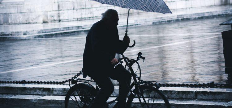 Pedalar até no Inverno – dicas e motivação