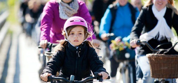O que os planeadores urbanos deveriam se perguntar: deixaria os seus filhos andarem de bicicleta aqui?