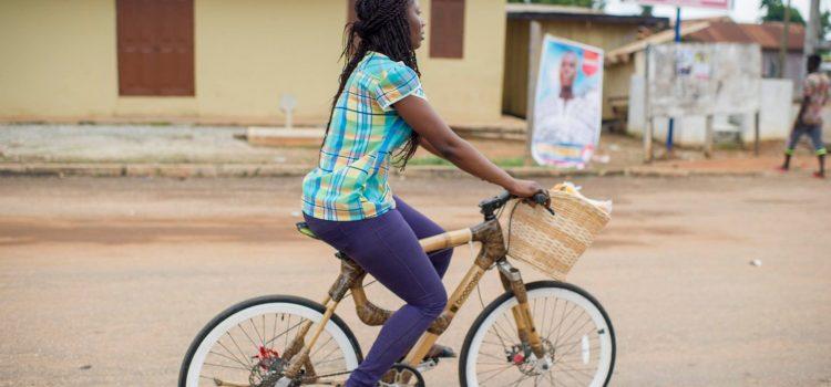 Produção de bicicletas de bambu no Gana: uma alternativa de sustentabilidade económica, social e ambiental