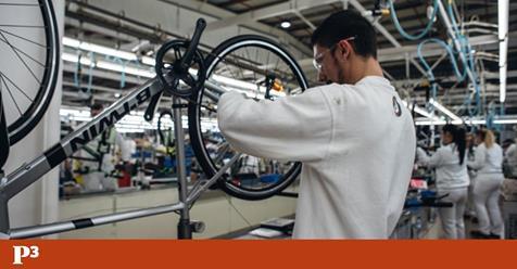 Portugal: ao segundo produtor europeu de bicicletas só falta… pedalar