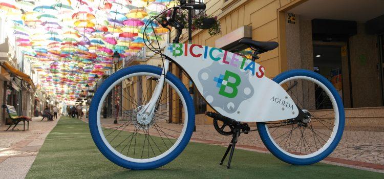 Bicicleta na Europa: Celebrar o sucesso de uma cidade principiante – Águeda