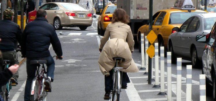 Nova Iorque irá implementar plano de segurança ciclável