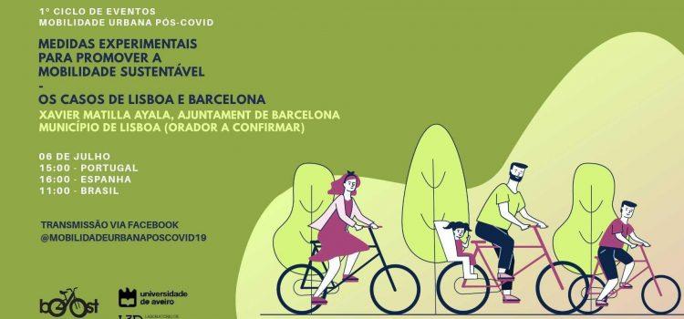 Medidas Experimentais para Promover a Mobilidade de Bicicleta