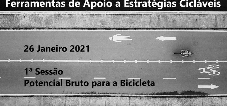 """Ciclo de conferências """"Ferramentas de Apoio a Estratégias Cicláveis"""""""