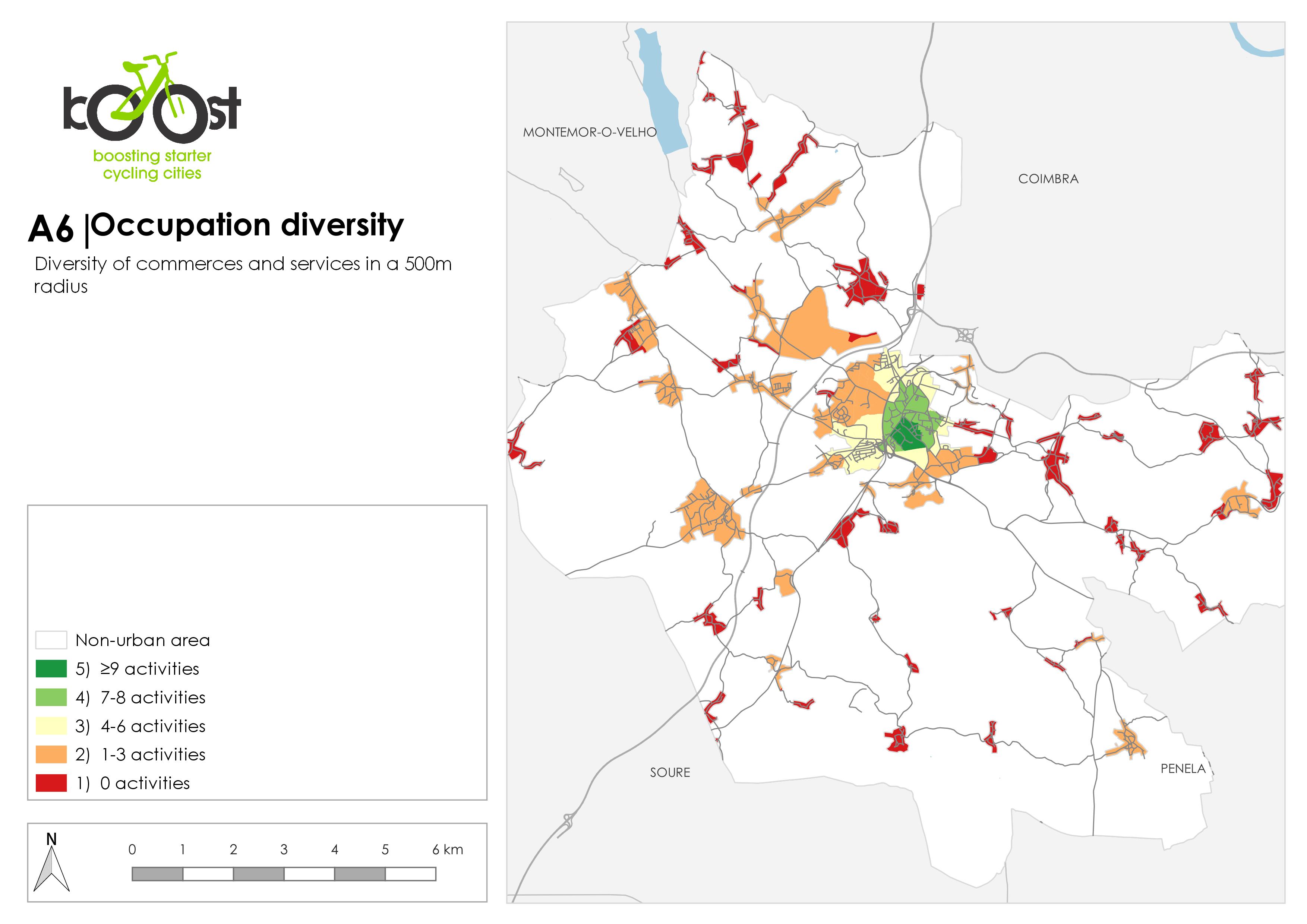 A6 | Occupation diversity