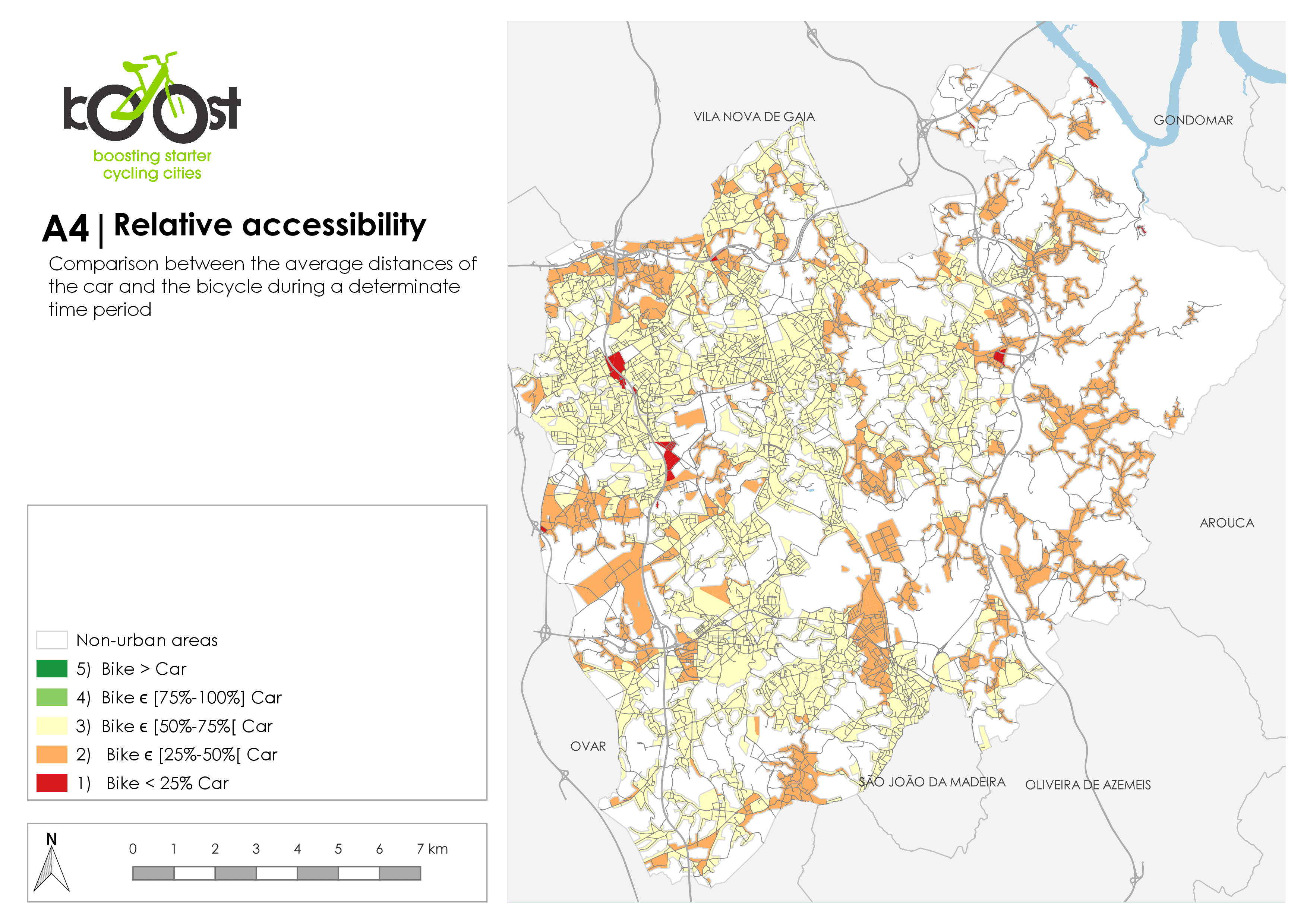 A4 | Relative accessibility
