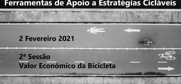 """Ciclo de conferências """"Ferramentas de Apoio a Estratégias Cicláveis"""" – VEB"""